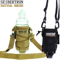 New Seibertron Cup/bottle bag Messenger bag shoulder bag MOLLE for Travel, hiking, fishing, camping, outdoor.