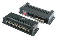 LT-890;12CH DMX-PWM Decoder;DC5-24V input;5A*12CH output