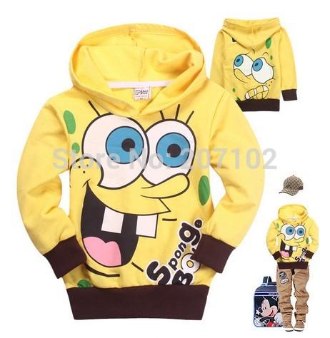 New 2014 children's cartoon Mickey Minnie mouse Hello Kitty boys girls long-sleeved hoodies dress up 2-9 years kids clothing(China (Mainland))