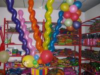 Multi Colors Twist Latex Balloon Screw Magic Balloon for Wedding Birthday Party Decoration Celebration Kids Gift 2X HM406
