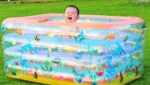 cheap pvc inflatable pool