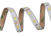 NEW free shipping Super Bright 24V 112LED/m SMD 2835 LED Strip light CW+WW CCT adjustable