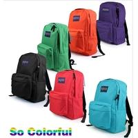 2014 HOT 600D students School bag children school bags children backpacks canvas backpack for kids Campus Girls Women backpack
