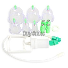Medical Body Cupping Healthy Kit Massage Acupressure Magnets Point Therapy 1STL