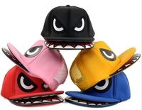 Trendsetter Essential Fashion Hip Hop Glacier Cap Cartoon Animal Shark Mouth Baseball Peaked Casual Caps MZ2090