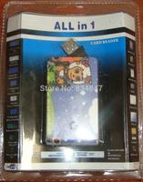 Multi Card Reader, All in 1 card reader