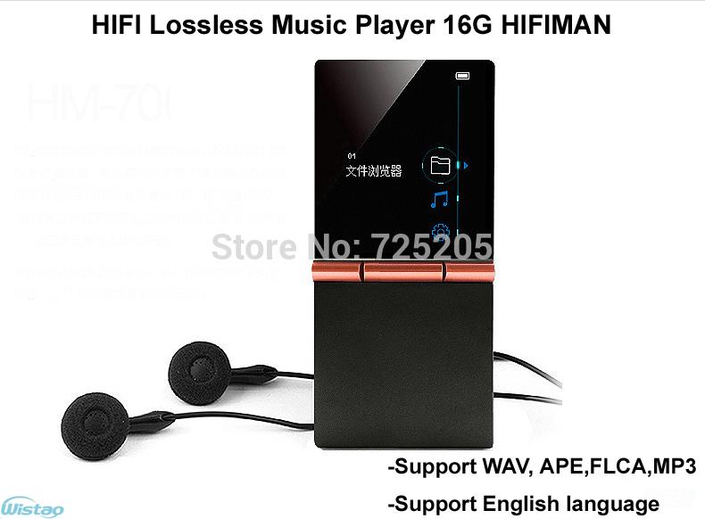 купить MP3-плеер HIFIMAN 16G WAV FLAC MP3 HIFI FLAC HM700 недорого