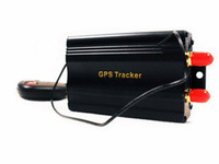 Car GPS Tracker GPS GSM GPRS Tracking Device Auto Vehicle with Remote Control TK103B