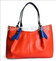 2014 New Simple Women's Bag Leather handbag Women's shoulder bag women messenger bags women leather handbags