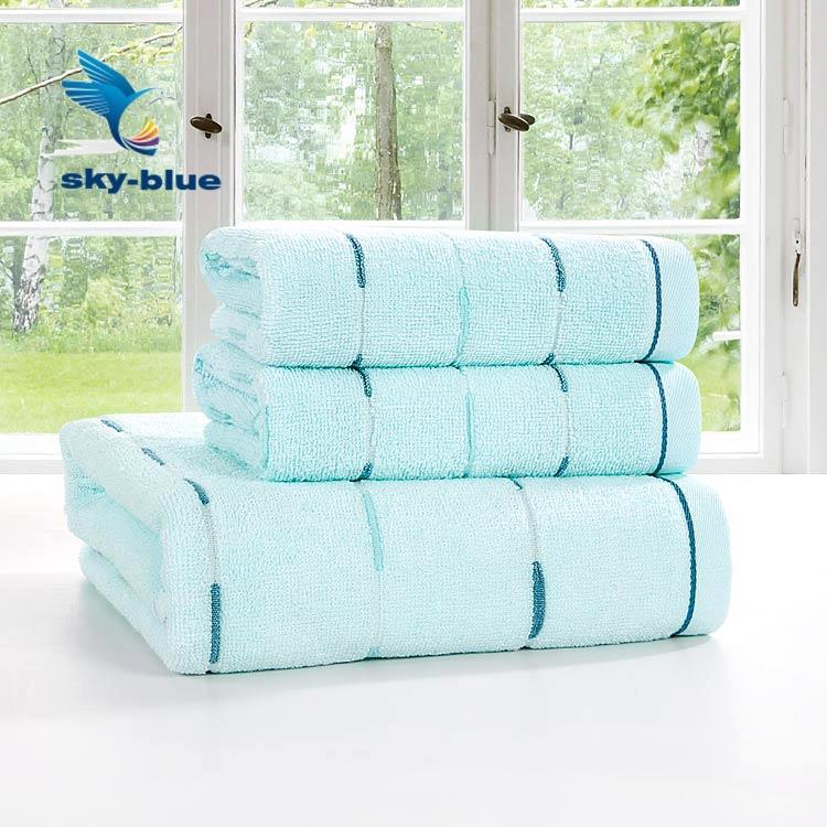 Brilliant Blue & Yellow Bath Towel Sets 750 x 750 · 296 kB · jpeg
