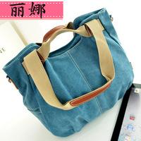 Hot Sale New 2015 Fashion Desigual Casual Canvas Bag Women Handbag Shoulder Bags Women Messenger Bag