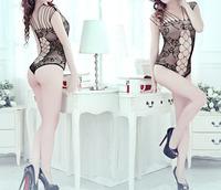 2014 New Women Hot Sexy Lingerie Mesh Bodysuits  Body Pantyhose Nightwear P142