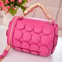 Cylindrical Women Bag Tassel Multifunction Women Handbag Stereoscopic Shoulder Bag Casual Women Messenger Bag HB-123