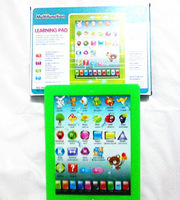 Free shipping Hotsale Russian English language children learning machine, Russian children computer for kids, best gift