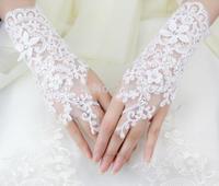 Bridal Jewelry Exclusive Original Handmade Lace Bracelets Bride Gloves Wedding Accessories