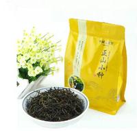 new arrival wuyi black tea lapsang souchong 150g health care zhengshanxiaozhong organic tea warm stomach