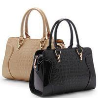 Hot Sale New 2014 Fashion Desigual Brand Crocodile Women Handbag Leather Shoulder Bags Women Messenger Bags Totes Bolsas CC 24