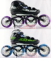 Powerslide C6 inline skating shoes Professional adult child roller skates with Matter Juice skating wheels