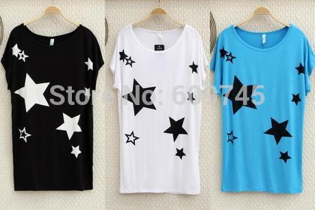 Женская футболка ANDYS batwing l XL xXL 3XL 4XL 5XL 6XL WT3.21 l 4xl h52