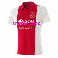 3A+++ Thai quality 2014 Ajax JERSEY soccer home Ajax 14 15 JERSEY Sigthorsson De Jong Klaassen Schone Bojan van Rhijn