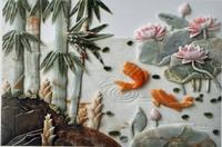 Mural tv background wall landsides 3d Wallpaper libang wallpaper 15 carousingly