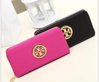 The new 2014 han edition women's long zipper wallet phones Lady hand bag