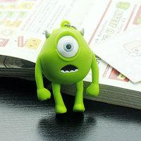 USB Flash Drive Cartoon One-eyed Monster 4GB 8GB 16GB 32GB REAL Capacity 4G 8G 16G 32G U Disk Pen Drive