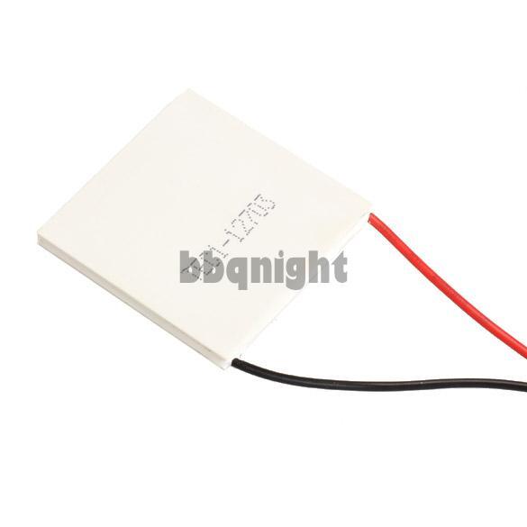 TEC1-12703 Heatsink Thermoelectric Cooler Peltier Plate Module 40*40mm(China (Mainland))