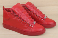 2014 New Arrival Designer Arena High Top Sneakers Kanye West Sneakers Fashion Cheap Brand Man Shoes Flats