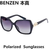 2014 New  Women Polarized Sunglasses  luxurious rhinestone  woman Sun glasses UV 400 Woman shades oculos with case black  1015A