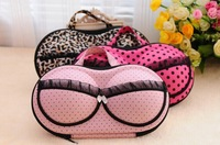 bra travel containers/ Portable Bar storage box for Socks underwear brassiere containing box Travel bag 8 colors