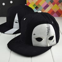 wholesale Mask snapbacks caps hip hop baseball cap snapback hats for women men 2014 new M4