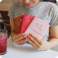 2014  Korean cute dream series passport holder straps Short Passport Case p060602
