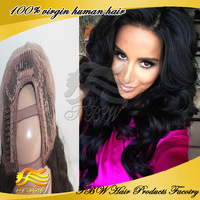 Unprocessed Cheap brazilian U part Wig virgin Human Hair Wigs 150-180% Density with Adjustable Straps and combs middle upart