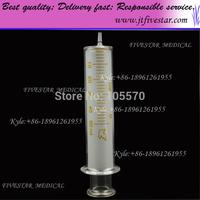 Hypodermic syringe 50ml.