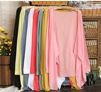 b180 2014 new Cardigan  Summer sunscreen clothes shawl air-condition thin knit cardigan