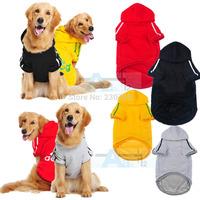 Big dog clothes Sportwear, Pet Hoodies Apparel for large dogs, Provide Large size 2XL,3XL,4XL,5XL,6XL,7XL,8XL,9XL Free Shipping
