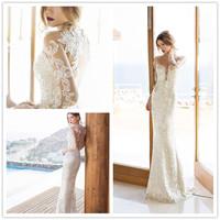Julie Vino Orchid Spring corset Summer 2014 Collection stylish Wedding gown JV10 julie vino lace wedding dresses