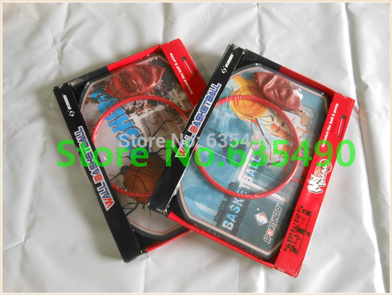 28cm diameter rim hanger basketball hoops for kids with free shipping by DHL(China (Mainland))