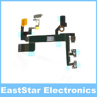 50pcs/lot,New Power Button Flex Cable Replacement for iPhone 5S