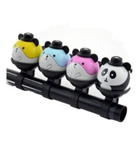 1pc High Quality Bicycle Bell Panda Bike Bell Ring For Promotion Free Shipping