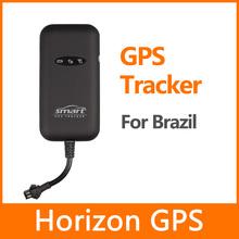 For Brazil GPS Tracker mini GPS tracking for car motorcycle vehicle rastreador veicular GSM tracker new 2014 better than tk103b