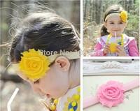 10pcs/lot cheap price  Elastic Headbands,soft stetch headband children hairband