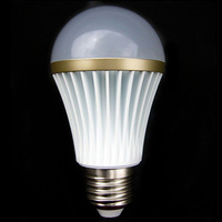 Free shipping (10pcs/lot) Samsung SMD led bulb e27 9w high grade aluminum housing led bulb lamp