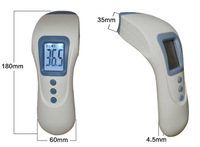 Baby Surface Precise Non Contact Measure Infrared Can Charging Thermometer For Baby