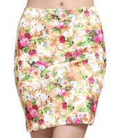 2014 New Woman's Skirt Fashion Slim Hip Bust Skirt Sexy Short Half-Length Skirt Straight Skirt For Women
