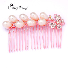 crystal hair pin promotion