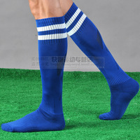 Football socks barreled thickening towel male sports sock over-the-knee sweat absorbing