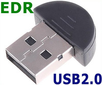 Smallest 2.0 Mini USB Bluetooth Adapter V2.0 EDR USB Dongle for PC Laptop Accessories 5pcs/lot