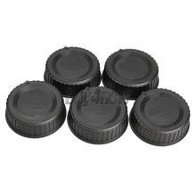5pcs Rear Lens Cap Cover for All Nikon AF AF-S DSLR SLR Camera LF-4 Lens 1STL